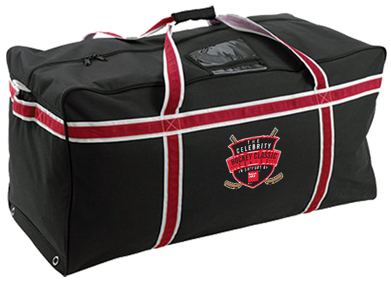 Celebrity Hockey Classics Hockey Bag