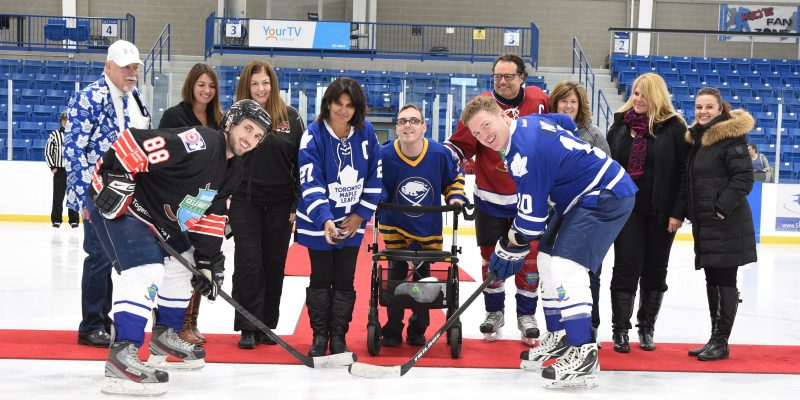 The Brad May Celebrity Hockey Classic
