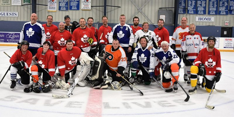 The Grey Bruce Celebrity Hockey Classic