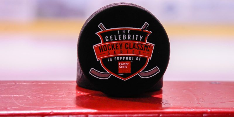 Celerity Hockey Classics Puck